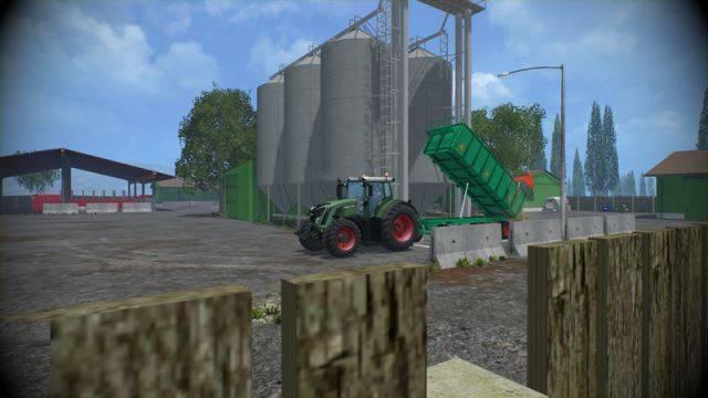 "Мод ""Aguas Tenias Galera 20T v 1.0"" для Farming Simulator 2015"