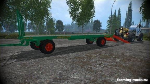 "Мод ""Aguas Tenias Platform 2 Axis v 2.0"" для Farming Simulator 2015"