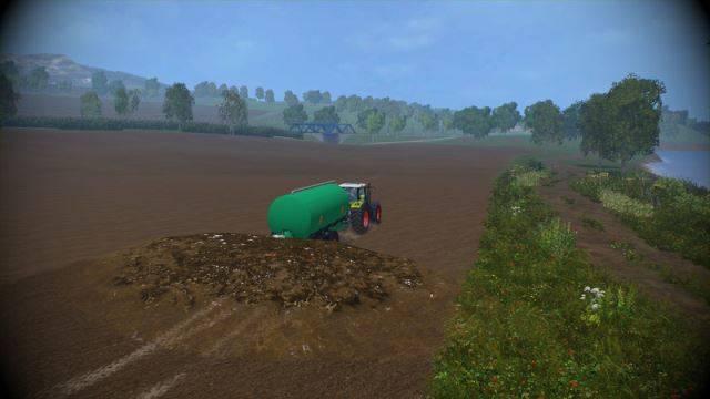 "Мод ""Aguas Tenias CTA20L v 1.0"" для Farming Simulator 2015"