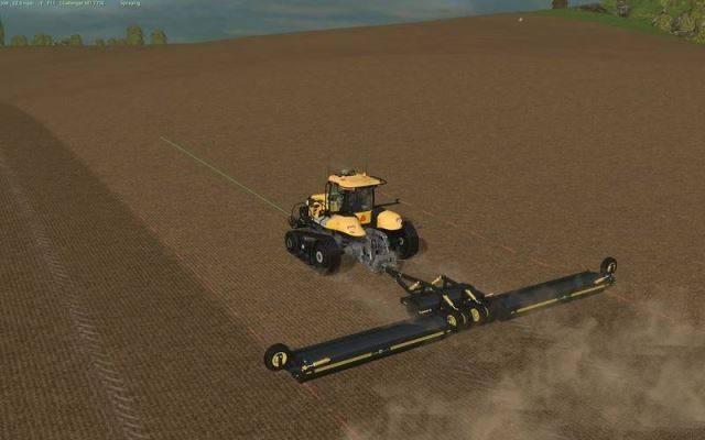 "Мод ""Mandakato LR45 v 1.5.0.0"" для Farming Simulator 2015"