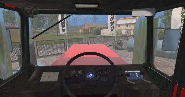 "Мод ""Case IH 9190 v 1.0"" для Farming Simulator 2015"