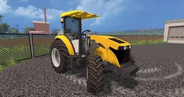 "Мод ""Challenger MT495D v 3.0"" для Farming Simulator 2015"