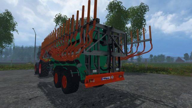 "Мод ""Aguas Tenias CTATO20L v 1.0"" для Farming Simulator 2015"