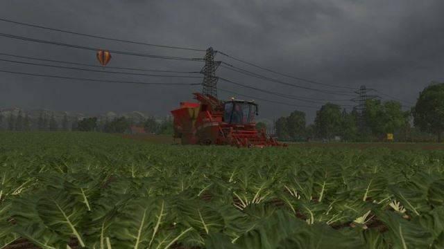 "Мод ""Карта My little Country 2015 v 1.2 RUS"" для Farming Simulator 2015"