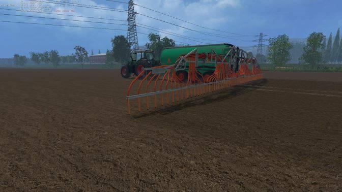 "Мод ""Aguas Tenias CTRTO25L v 1.0"" для Farming Simulator 2015"