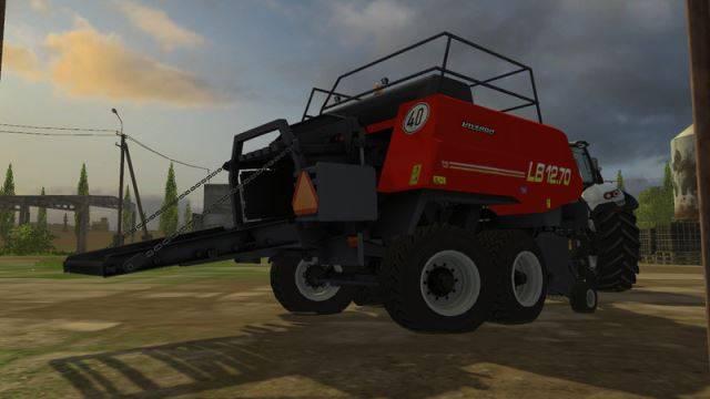 "Мод ""Laverda LB 1270 v 1.0"" для Farming Simulator 2015"