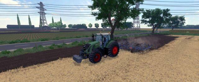 "Мод ""Kockerling Vector 700 v 1.0"" для Farming Simulator 2015"