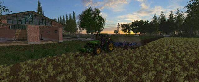 "Мод ""Kockerling Vector 520 v 1.0"" для Farming Simulator 2015"