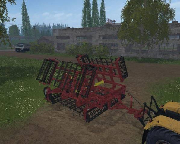 "Мод ""АКШ-7,2 v 2.0"" для Farming Simulator 2015"