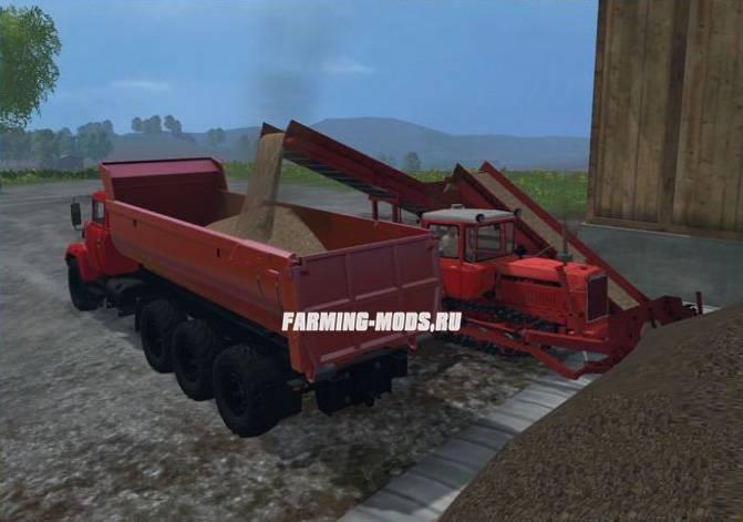 "Мод ""ПНД 250"" для Farming Simulator 2015"