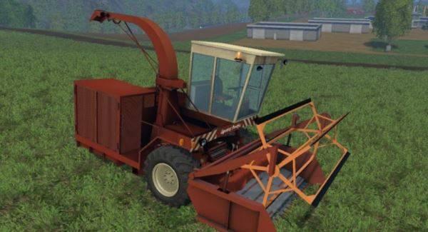 "Мод ""SPS 420 v 1.1"" для Farming Simulator 2015"