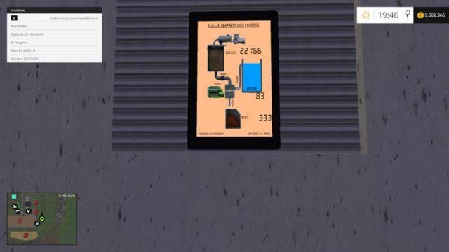 "Мод ""Slurry Separator v 2.1 Placeable"" для Farming Simulator 2015"