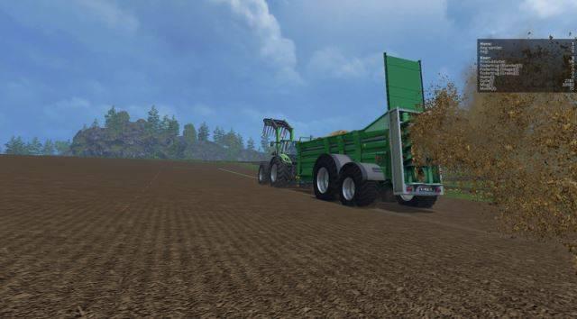 "Мод ""Samson Flex 20 v 1.0"" для Farming Simulator 2015"
