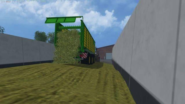 "Мод ""Joskin Silospace 26-50 v 1.0"" для Farming Simulator 2015"