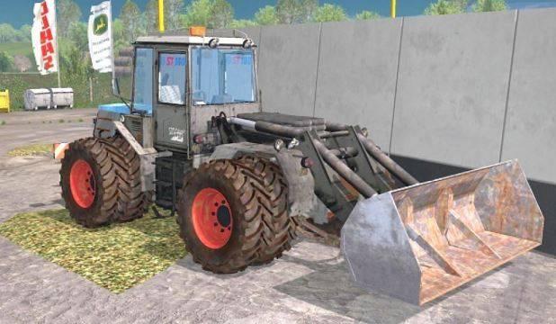 "Мод ""Skoda 180 v 1.0"" для Farming Simulator 2015"