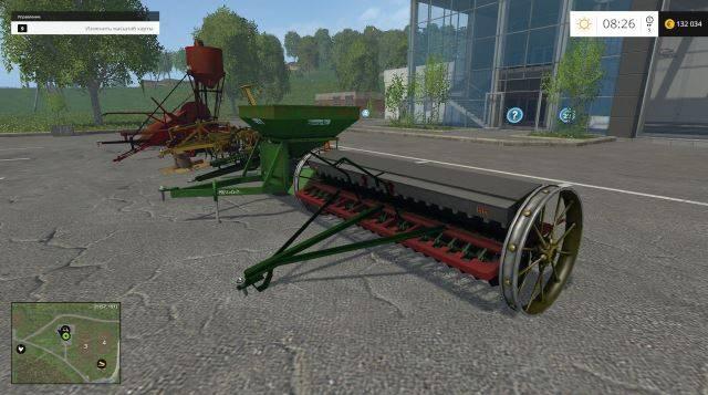 "Мод ""Small Farming Pack v 1.0"" для Farming Simulator 2015"