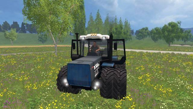 "Мод ""ХТЗ 17221 final"" для Farming Simulator 2015"
