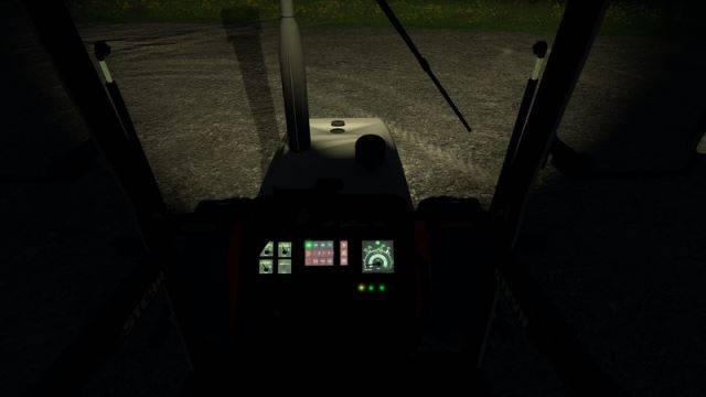 "Мод ""STEYR 8060a Turbo SK2 v 1.0 Twin tires & Snow chains"" для Farming Simulator 2015"