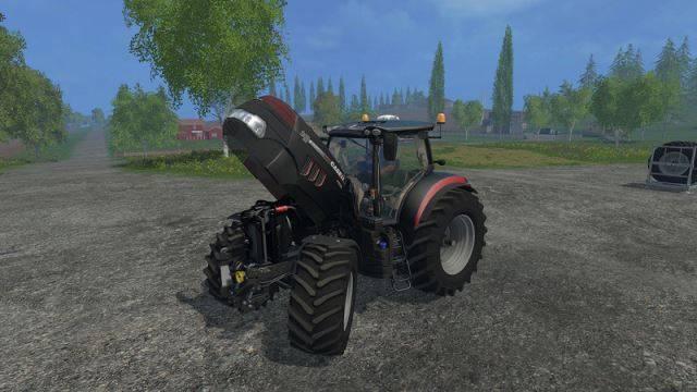 "Мод ""Case IH Puma 240 Premium Pack v 1.6.1"" для Farming Simulator 2015"