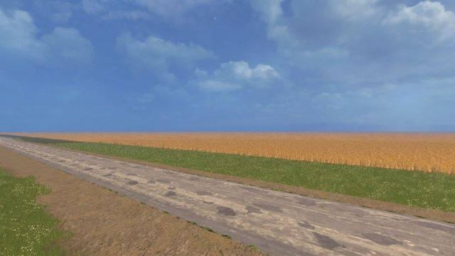 "Мод ""Карта Kazakhstan by kazura v 1.2"" для Farming Simulator 2015"