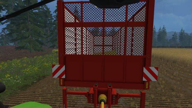 """Мод """"Annaburger HTS 29.06 Fieldliner v 1.1"""" для Farming Simulator 2015"""