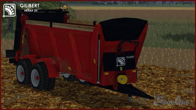 "Мод ""Gilibert Herax Beacon v 2.1"" для Farming Simulator 2015"