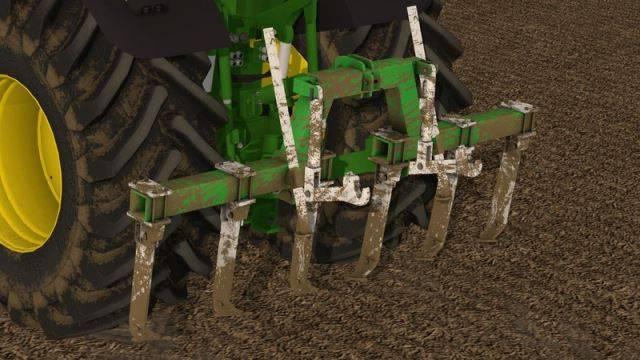 "Мод ""Peterse Eco Subsoiler v 1.0"" для Farming Simulator 2015"