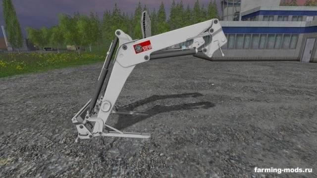 "Мод ""STEYR 8080A Turbo SK2 v 1.0"" для Farming Simulator 2015"