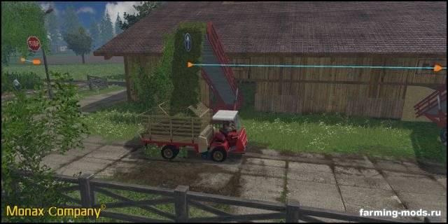 "Мод ""Farming Classics Pack v 1.2"" для Farming Simulator 2015"