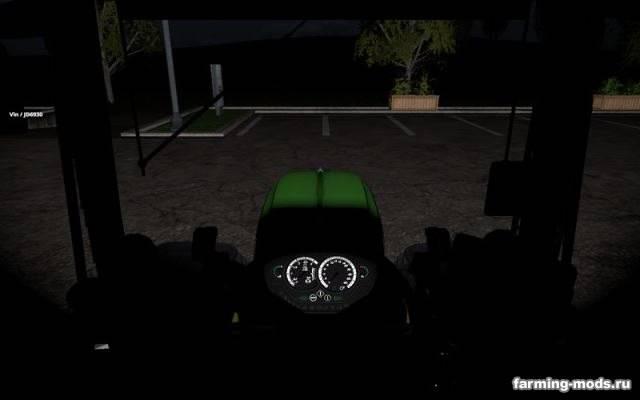 "Мод ""John Deere 6930 v 3.3"" для Farming Simulator 2015"