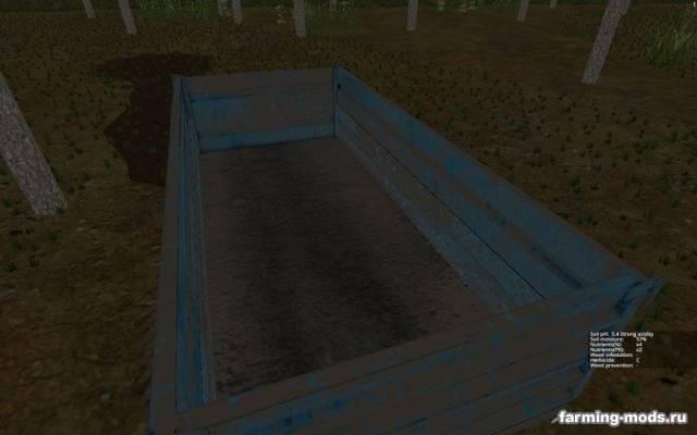 "Мод ""Loznica v 2.0"" для Farming Simulator 2015"
