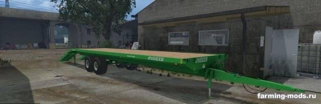 "Мод ""Joskin Wago loaders 8m and 10m v 1.1 Fix & WheelShader"" для Farming Simulator 2015     Категория: Трактора"