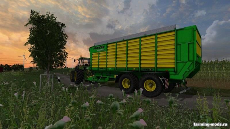 "Мод ""Joskin Silospace 2245 v 2.0"" для Farming Simulator 2015"