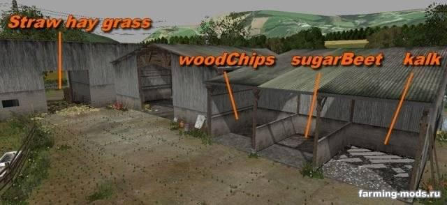 "Мод ""Карта OLD STREAMS MAP v 2.0.1 FIX GMK"" для Farming Simulator 2015"