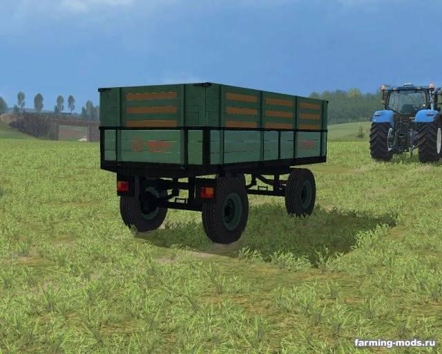 "Мод ""Dubrava v 4.5"" для Farming Simulator 2015"