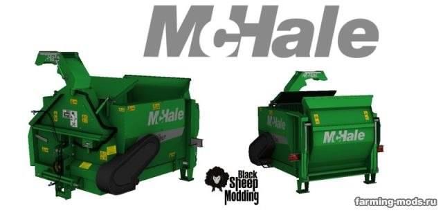 "Мод ""Straw Blower McHale c360 & C460 Pack v 1.0"" для Farming Simulator 2015"