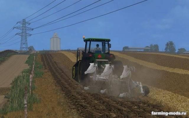 "Мод ""Bivomere ER.MO FS V3 102 v 2.0"" для Farming Simulator 2015"