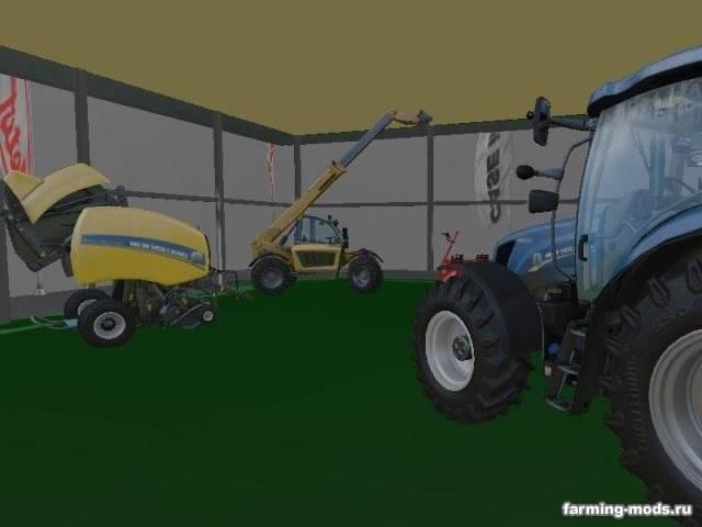 "Мод ""STORE FS v 2.0"" для Farming Simulator 2015"