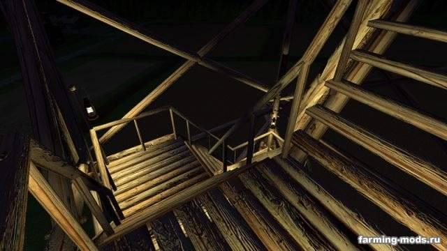 "Мод ""Forest Fire Watch v 1.0"" для Farming Simulator 2015"