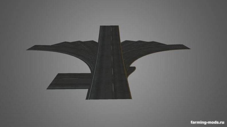"Мод ""ROAD PACK v 1.0"" для Farming Simulator 2015"