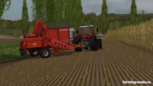 "Мод ""SIP Tornado 80 v 1.0"" для Farming Simulator 2015"