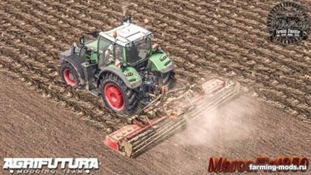 "Мод ""Maschio Gabbiano 6000 Super 1.0 "" для Farming Simulator 2015"