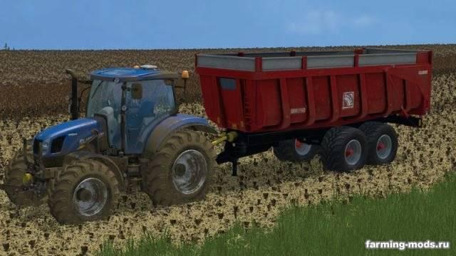 "Мод ""Gilibert 1800 v 1.0"" для Farming Simulator 2015"