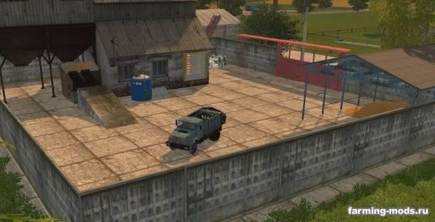 """Мод """"Карта Синяево v 2.5"""" для Farming Simulator 2015"""