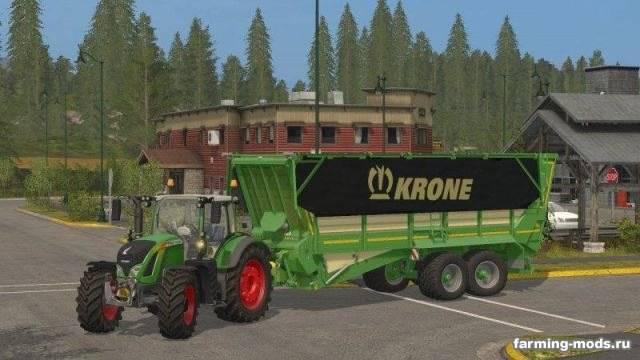 """Мод """"KRONE TX 460 D v 1.0"""""""