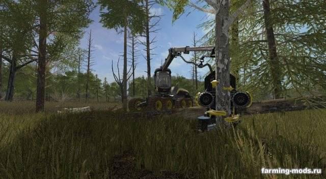 "Мод ""Harvester Birken v 2.0"""