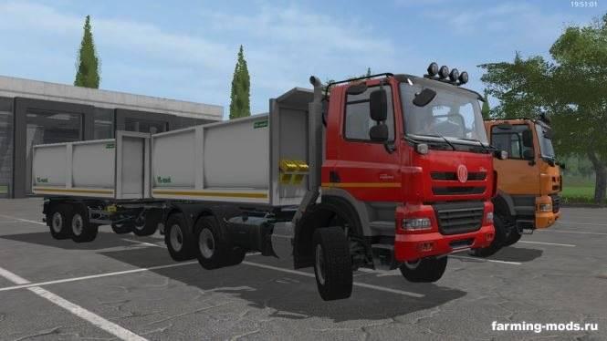 "Мод ""Tatra Phoenix Agro Pack v 2.0.0.0"""
