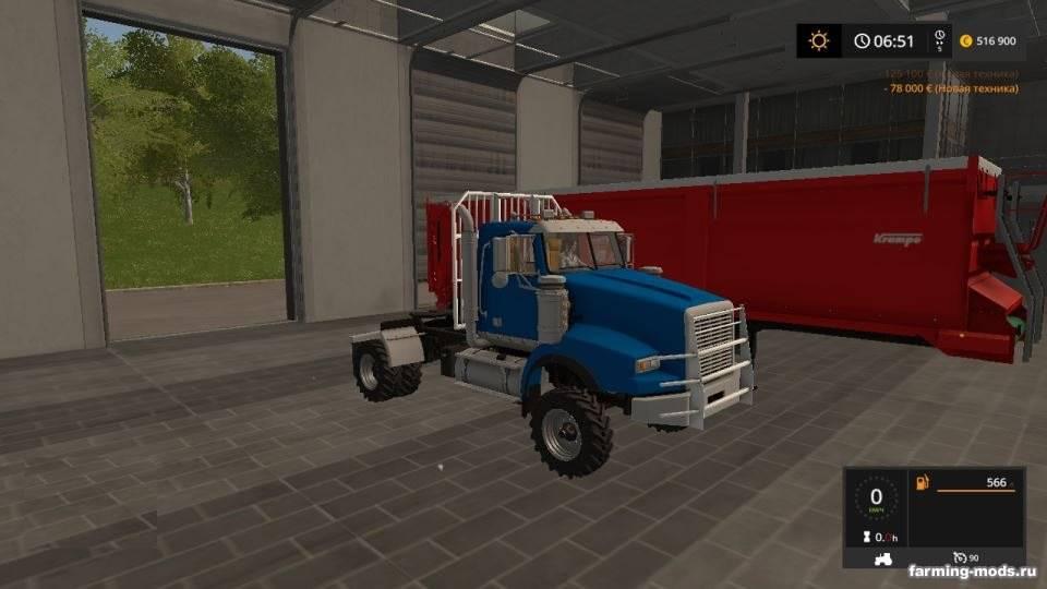 "Мод ""Аmerican Truck v 1.0"""