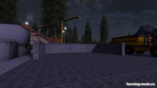 "Мод ""Карта LantmanenFS Gold v 4.5"""
