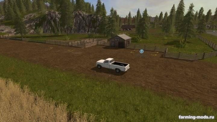 "Мод ""Map Goldcrest Valley ll v 5.0.5.0"""
